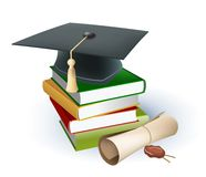 Education background Stock Image