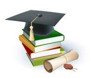 Education background Stock Image