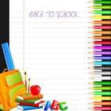Education Background Royalty Free Stock Images