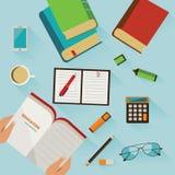 Education background Stock Photography