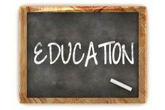 Education Blackboard Stock Photos