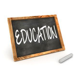 Education Blackboard Royalty Free Stock Photo
