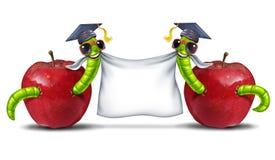 Education Blank Sign royalty free illustration