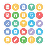 Education Bold Vector Icons 6 Stock Photos