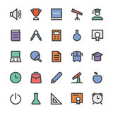 Education Bold Vector Icons 1 Stock Photo