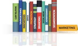 Education books - Marketing Stock Photo