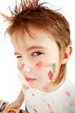 Education boy Royalty Free Stock Images