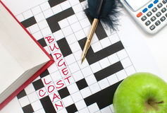 Education budget royalty free stock photography