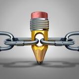 Education Chain Link Stock Photos