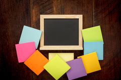 education concept the accessories back to school the bl royalty free stock images