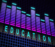 Education concept. Stock Image