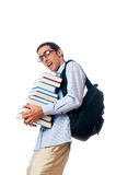 Education concept with student Stock Photography