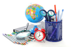 Education concept. On the white background Royalty Free Stock Photography