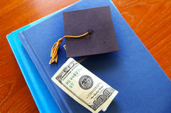 Education costs Stock Photography
