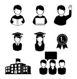 Education design Stock Image