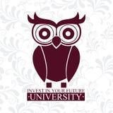 Education design,vector illustration. Royalty Free Stock Photo