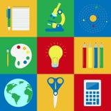 Education elements Stock Photo