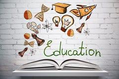 Education and entrepreneurship concept Stock Photo