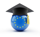 Education in european union Stock Photography