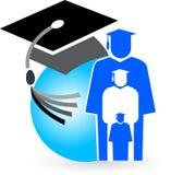 Education family Royalty Free Stock Photos