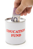 Education fund Royalty Free Stock Images