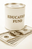 Education fund. Concept of saving for college Stock Photo