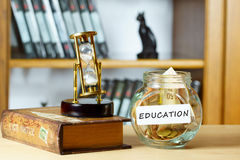 Education fund Royalty Free Stock Photography