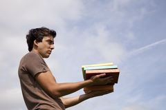 Education future Royalty Free Stock Images