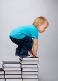Education is a good start Stock Photography