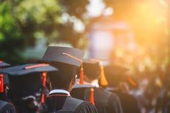 Education graduation in university theme concept. Education background stock images