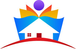 Education home Royalty Free Stock Photo