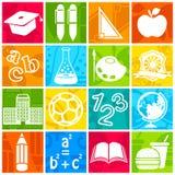 Education icon Royalty Free Stock Photo