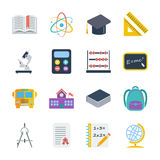 Education icon Stock Image