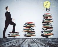 Education and idea concept Stock Photos