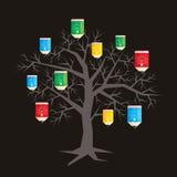Education idea. tree idea stock photography