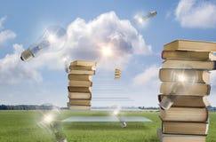 Education and ideas. Royalty Free Stock Photos