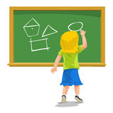 Education, illustration Stock Photo