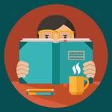 education illustration study διανυσματική απεικόνιση