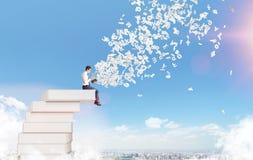 education illustration study стоковая фотография