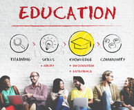 Education Intelligence Students Learning Concept Royalty Free Stock Photography