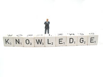 Education Is Knowledge Royalty Free Stock Photos