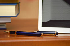 Education - the key to success Stock Photo