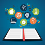 Education and knowledge Stock Photo