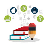 Education and knowledge Royalty Free Stock Images