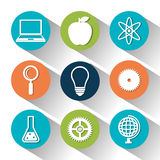 Education and knowledge Royalty Free Stock Photography