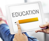 Education Knowledge Intelligence Learning Concept Stock Photos