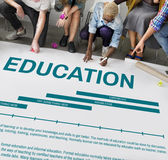 Education Knowledge Learning Experience Concept Stock Images