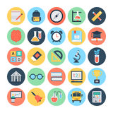 Education & Knowledge Vector Icon 1 Royalty Free Stock Photo