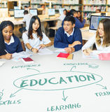 Education Learning Academics Concept stock photography