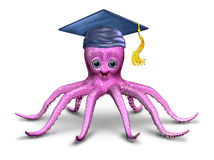 Education and Learning Character stock illustration